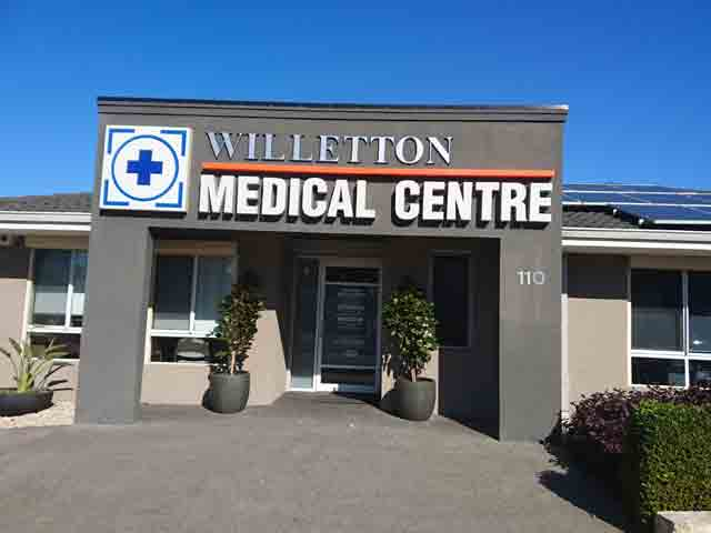 Willetton Medical Center Entrance